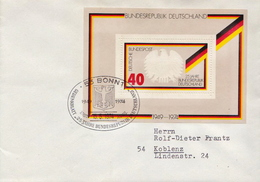 Postal History Cover: Germany SS On Cover - Covers