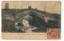 Recht Pont Persan à La Barrière De Pakhitonovsky. P. Used To Cuba Deltiology Postcard Club - Iran
