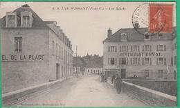 62 - Wissant - Les Hôtels - Editeur: Stevenard N°2219 - Wissant