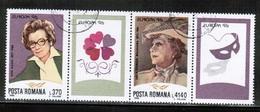 CEPT 1996 RO MI 5174-75 ROMANIA USED - Europa-CEPT