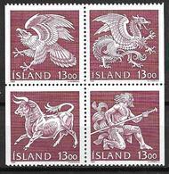 Islande 1987 N° 626/629 Neufs Armoiries - Ungebraucht