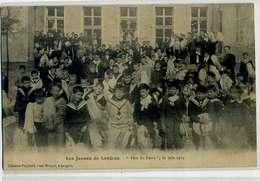 Langres Les Jeunes, Fete Du PATRO(NAGE) 21 Juin 1914,école Jeanne Mance(?)  Rare - Langres
