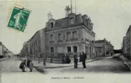 10 - ROMILLY SUR SEINE - La Poste - Romilly-sur-Seine