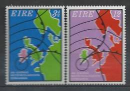 Irlande 1973 N°294/295 Neufs ** Organisation Météorologique Internationale - 1949-... Repubblica D'Irlanda