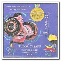 Moldavië 1992, Postfris MNH, Olympic Games - Moldavië