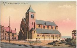 Nieuport-Bains NA51: L'Eglise - Nieuwpoort