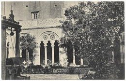 Dubrovnik - Dvorište Domenikanskog Samostana - J Tošović - Dominican Monastery Courtyard - Unused - Croatia