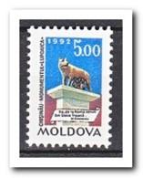 Moldavië 1992, Postfris MNH, Monument - Moldavië