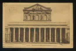 Italia. Lazio. Roma. *Basilica Di S. Pablo...* Circulada 1926, Rodillo *Sottoescrivete...* - Iglesias