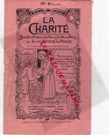 BELGIQUE- ATH- HAINAUT- RARE BULLETIN MENSUEL LA CHARITE -OEUVRE DES PAINS DE SAINT ANTOINE DE PADOUE-1938 - Historische Documenten