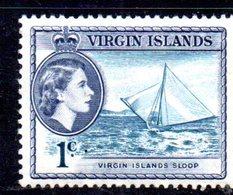 1066  490 - VIRGIN ISLANDS 1956 , Yvert N. 114  *** - British Virgin Islands