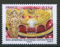 FRANCE 2014 / YT 4851  SALON CLERMONT FERRAND Neuf** - Neufs
