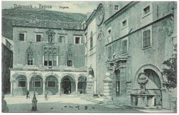 Dubrovnik - Ragusa Dogana - Weiss - Croatia