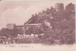 CPA -  40. HYERES Le Vieux Château - Hyeres