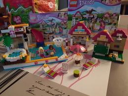 Lego Friends La Piscine - Lego System