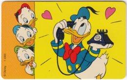 NETHERLANDS B-243 Chip Telecom - Walt Disney, Duck Family - MINT - Netherlands