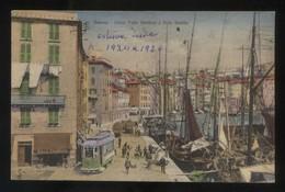 Italia. Liguria. Savona. *Calata...* Ed. S.T.A. Nº 44615. Circulada1917, Censura Militar Italiana. - Savona