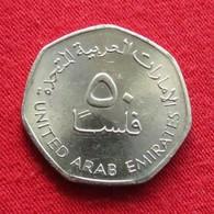 United Arab Emirates 50 Fils 2007  KM# 16  UAE Emirados Emiratos Árabes - Emirats Arabes Unis