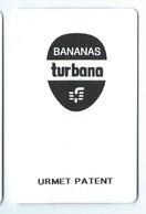 POLAND 4 - 200u BANANAS Noire 56mm 1ère Série MINT NEUVE POLOGNE URMET - Pologne