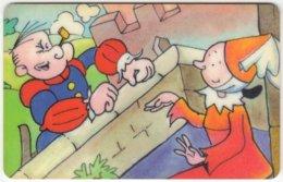 USA C-391 Prepaid  - Cartoon, Popey, The Sailor - FAKE - United States