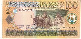 Rwanda P.29b 100 Francs 2003  Unc - Rwanda