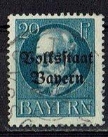 Bayern 1919 // Mi. 121 O (029..947) - Bavière