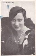 GIULIA PUCCINI. ITALIAN ACTRESS & SINGER. CIRCA 1930s- BLEUP - Beroemde Vrouwen
