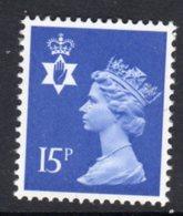 NORTHERN IRELAND GB - 1980 DEFINITIVE 15p STAMP SG NI33 FINE MNH ** - Regional Issues