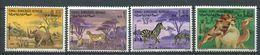 239 SOMALIE 1971 - Yvert 148/52 - Phacochere Felin Zebre - Neuf **(MNH) Sans Trace De Charniere - Somalie (1960-...)