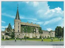 FLORENNES ..-- Le Château . Jeu De BALLE PELOTE !! - Florennes