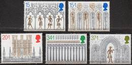 GREAT BRITAIN 1989 Christmas: 800th Anniversary Of Ely Cathedral - 1952-.... (Elizabeth II)