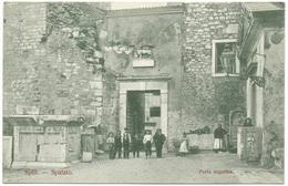 Split - Spalato Porta Argentea - Divald Károly - Unused - Croatia