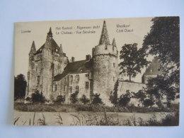 Laerne Laarne Het Kasteel Algemeen Zicht Westkant Le Château Vue Générale Coté Ouest - Laarne