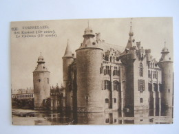 Vorsselaer Vorselaar Het Kasteel Le Château Edition Célis P.I.B.klein Scheurtje Onderaan - Vorselaar