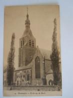 Oostmalle Zicht Op De Kerk Gelopen Uitg. Desaix - Malle