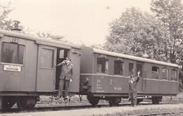 CHECOSLOVAQUIA, TRAIN AND TRAIN GUARDS. BILV POTOK RASPENAVA Blm 5-2424. FRYDLANT YEAR 1961- BLEUP - Postkaarten