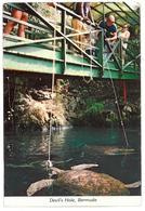 Bermuda Devil's Hole Non Viaggiata - Cartoline