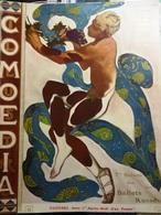 Comoedia Illustré - 15 Mai 1912 Numero Exceptionell - Ballets Russes - Leon Bakst - Bücher, Zeitschriften, Comics