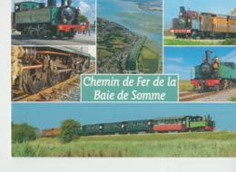 CP80124 - CHEMIN DE FER DE LA BAIE DE SOMME - Saint Valery Sur Somme