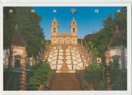P240 - BRAGA - Sanctuaire De Bom Jésus - Braga