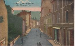 57 - MOYEUVRE GRANDE - RUE MARECHAL FOCH - Autres Communes