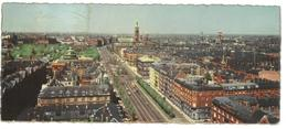 Danimarca Copenaghen View Of The Hans Andersen Boulevard Dimensioni Cm 9X21 Viaggiata 1958 - Danimarca