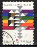 AUSTRIA - 2000 - GIORNATA DEL FRANCOBOLLO - USATO - 1945-.... 2a Repubblica