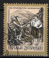 AUSTRIA - 1999 - STORIE E LEGGENDE: SCOPERTA DELL'ERZBERG - USATO - 1945-.... 2a Repubblica