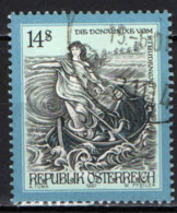 AUSTRIA - 1997 - NINFA DEL DANUBIO - USATO - 1945-.... 2a Repubblica