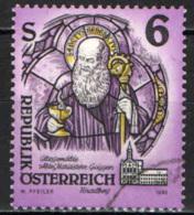 AUSTRIA - 1993 - SAN BENEDETTO DEI NURSIA - USATO - 1945-.... 2a Repubblica