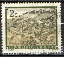 AUSTRIA - 1991 - CONVENTO BENEDETTINO DI MICHAEBEUERN - USATO - 1945-.... 2a Repubblica