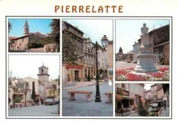 PIERRELATTE  Multivue  34   (scan Recto-verso)MA2273Ter - France