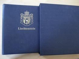 Safe Liechtensetein 2012 + Halbjahr 2013 In Binder (2648) - Alben & Binder