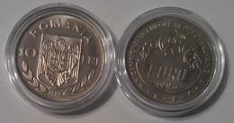 Romania - 10 Lei 1996 UNC Comm. EURO - 1996 Ukr-OP - Romania